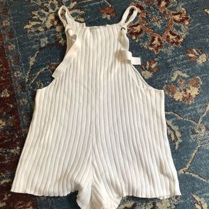 American Eagle Outfitters Pants - AE Ribbed Sweater Romper